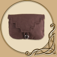 LARP Accessories -Soft Belt Bag ' Borchard'